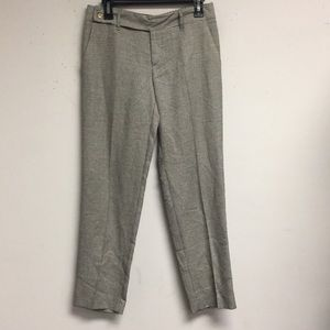Gucci Cream and Black Long Pants Size 40